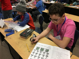2018/19: LCS 5/6 participate in STARBASE Program, Day 4