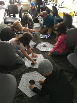 2018/19: LCS 5/6 participate in STARBASE Program, Day 2