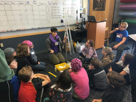 2018/19: LCS 5/6 participate in STARBASE Program, Day 3