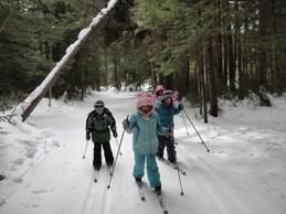2013/14: Rikert for Skiing