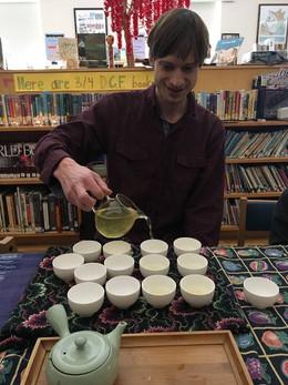 2017/18: Japan Studies   Tea Ceremony