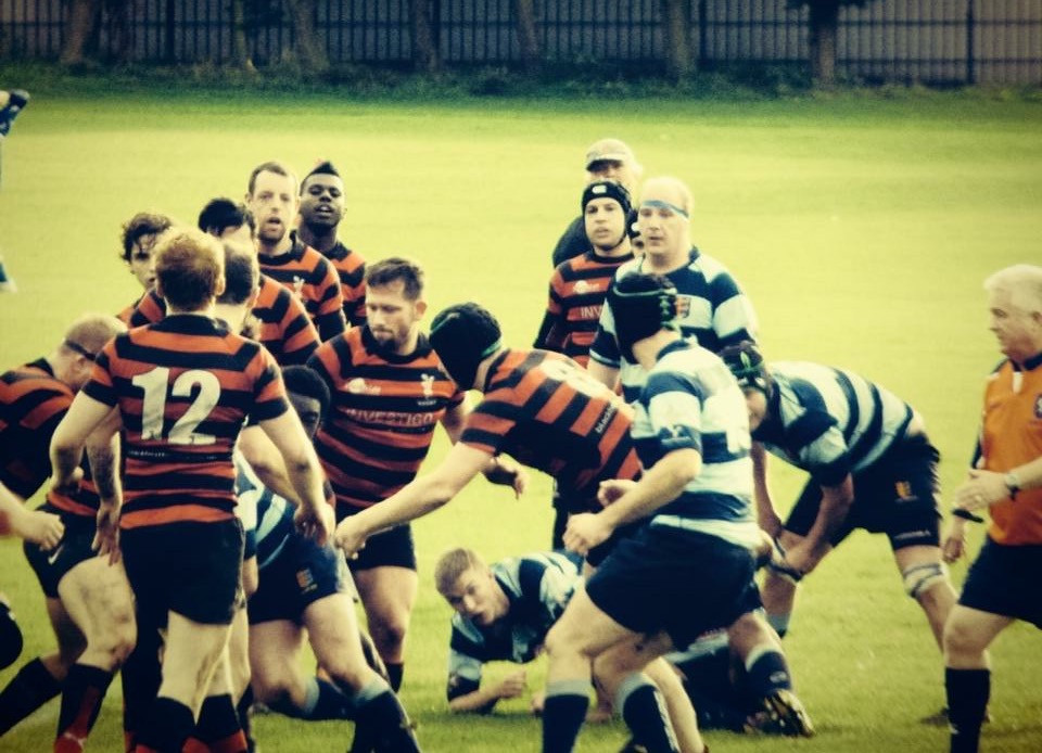 Rugby, fitness & me