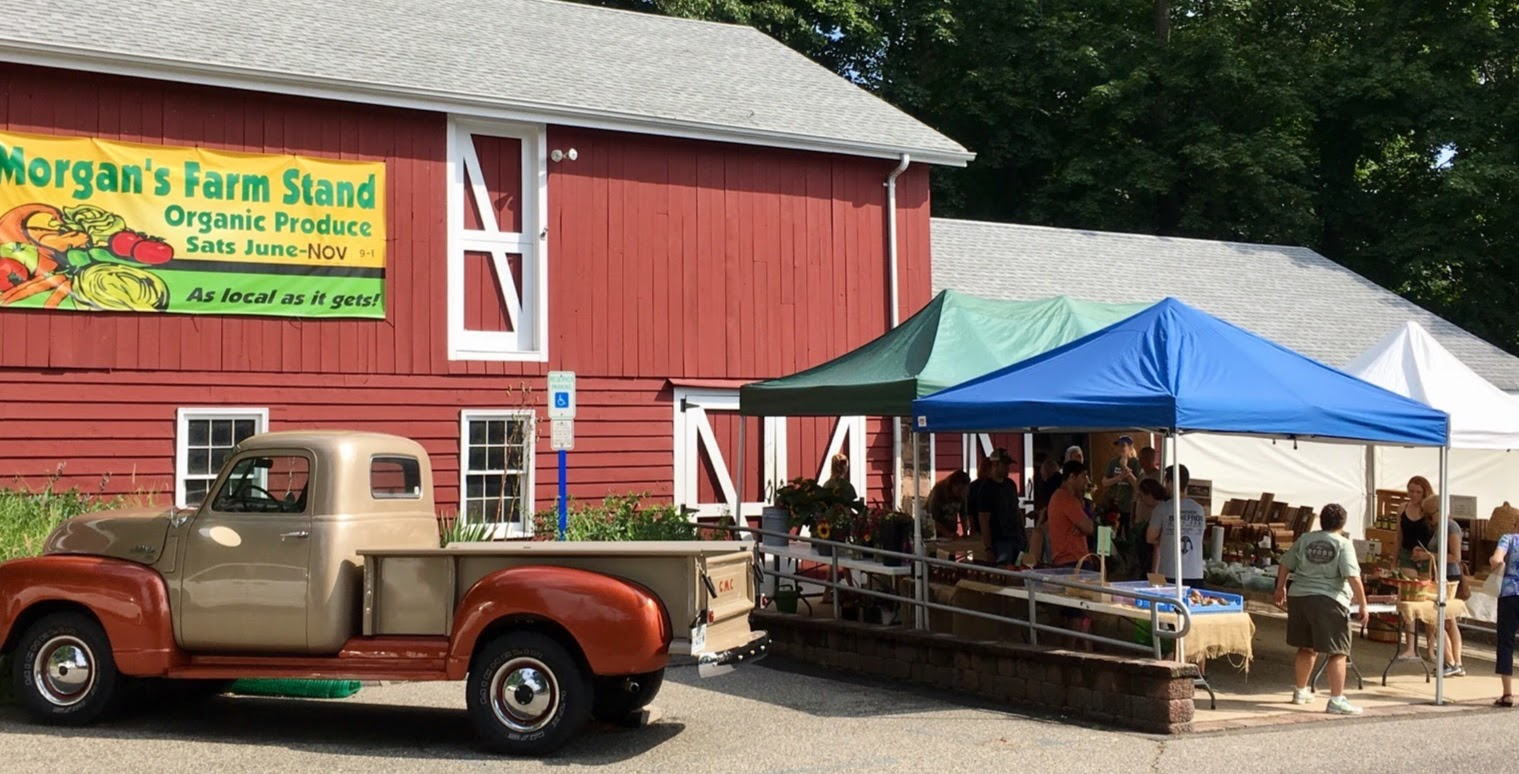 Farm Stand with truck 2017
