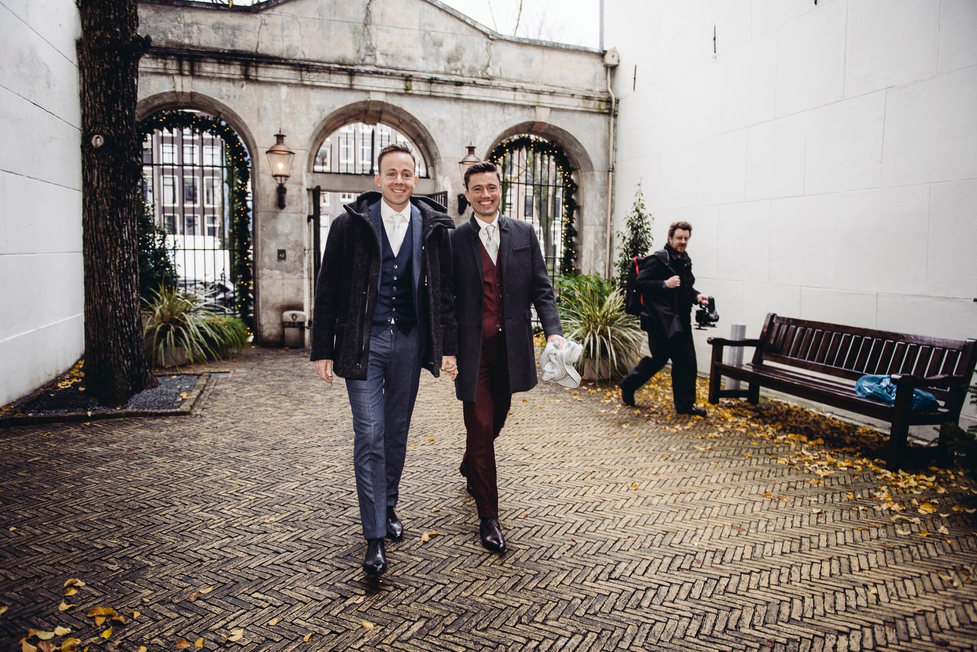 Martin & Michiel