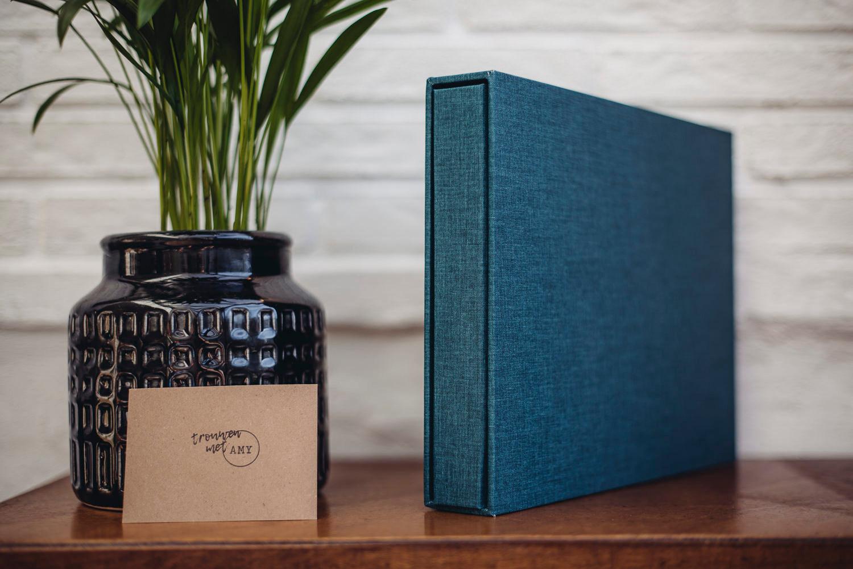 Artbook met box