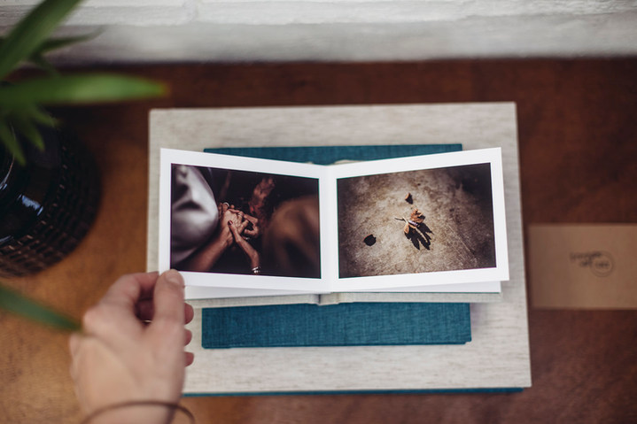 Mini album 15x10