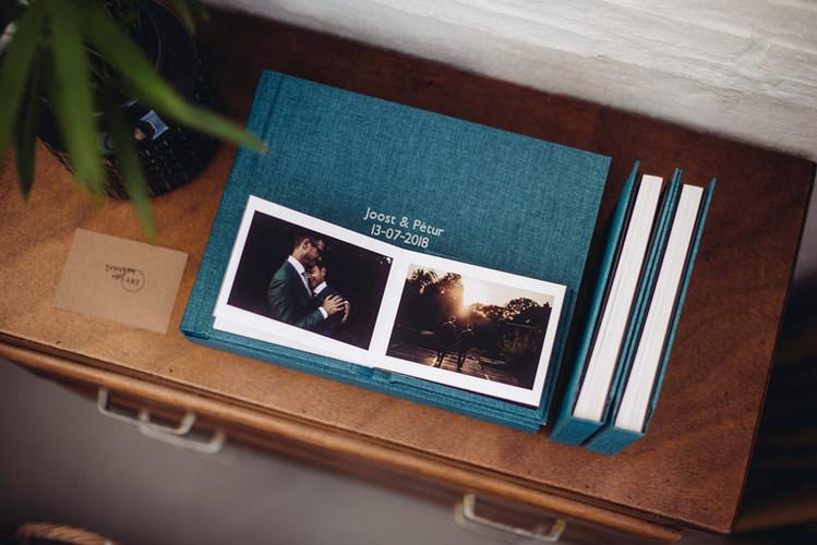 Mini album 15x10 op 30x23