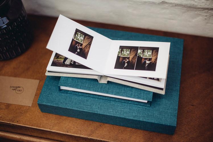 Artbook mini-album 15x10