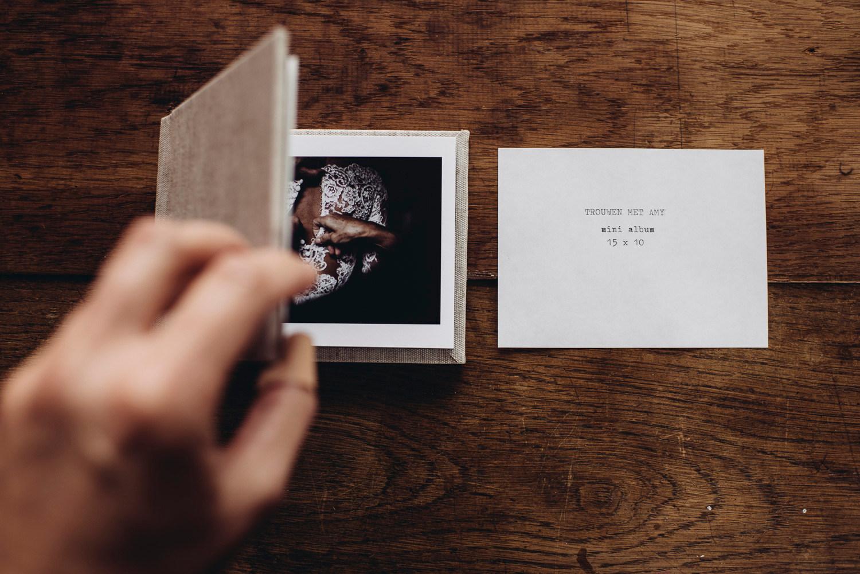 Artbook mini album 15x10
