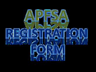 APFSA Registration Form