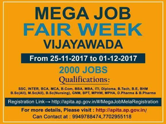 Mega Job Fair Week