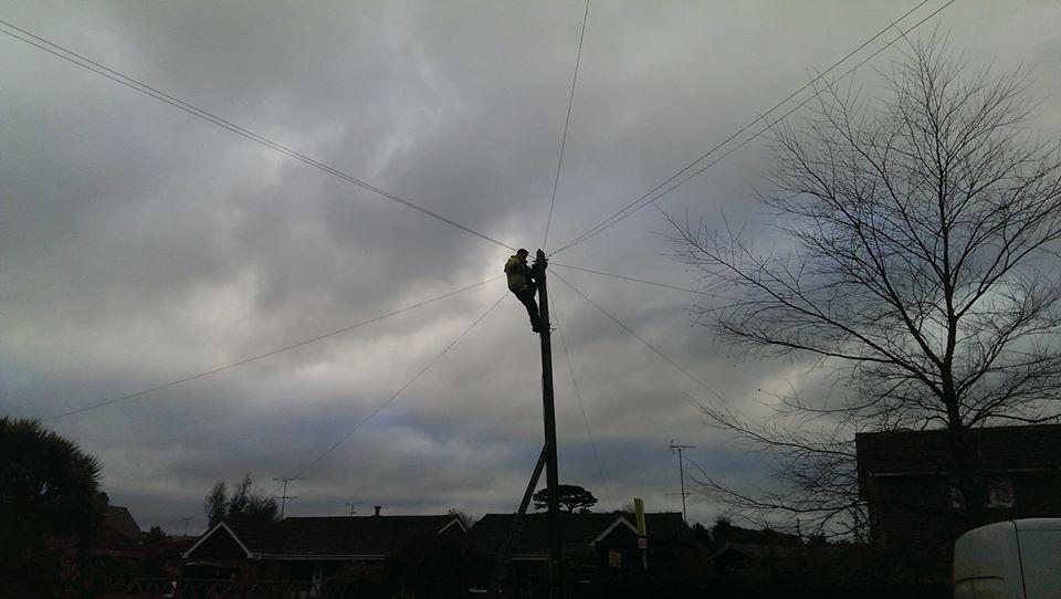 Telephone Engineer West Sussex