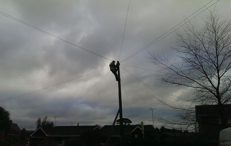 Telephone Engineer in Sussex