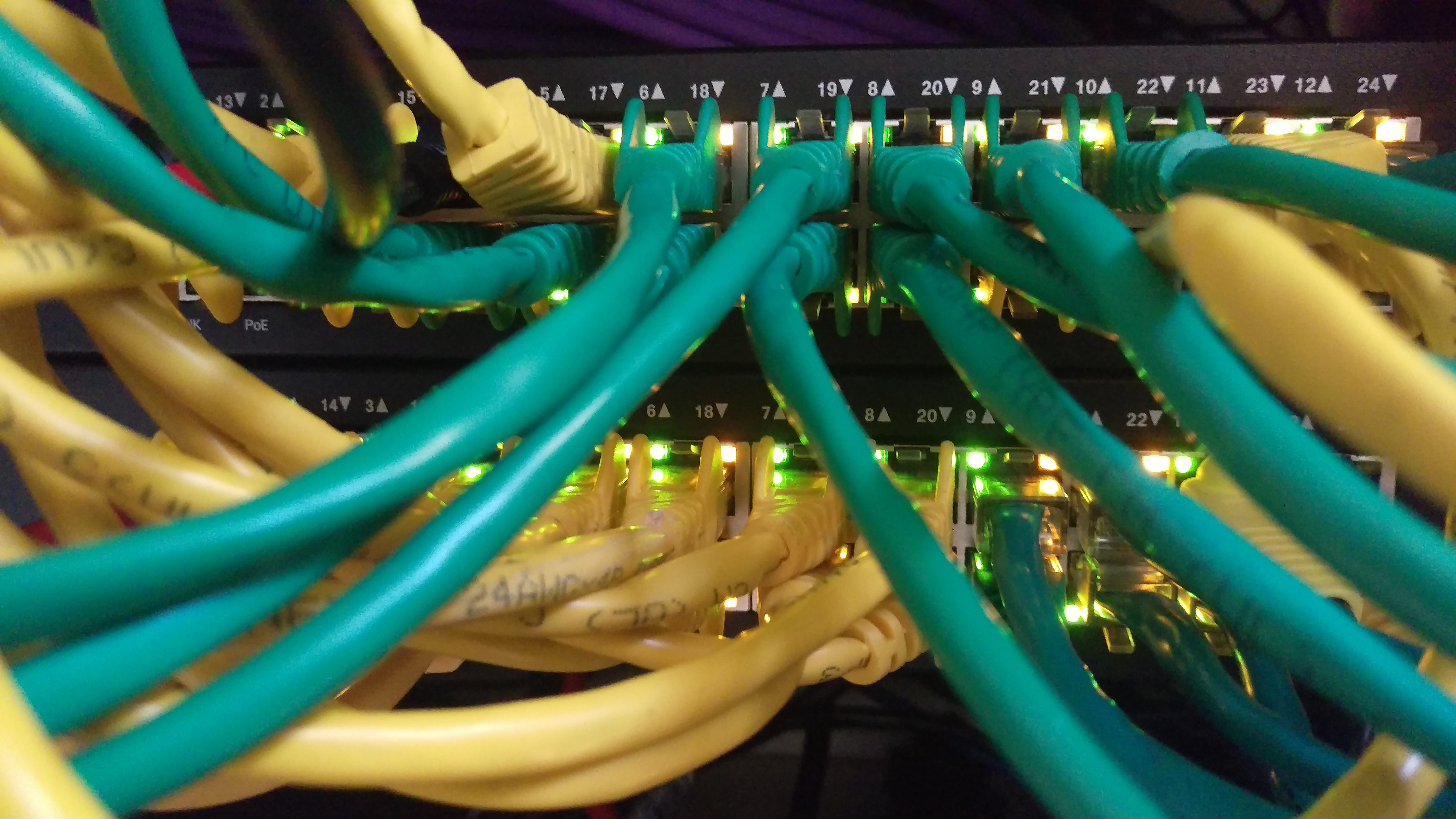 Data and Network Cablers for Businesses