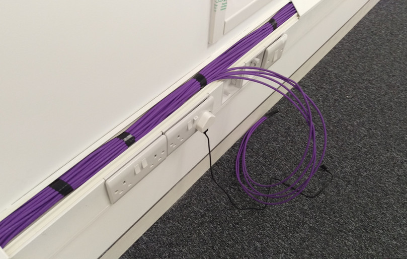 Ethernet Cat 5 cable