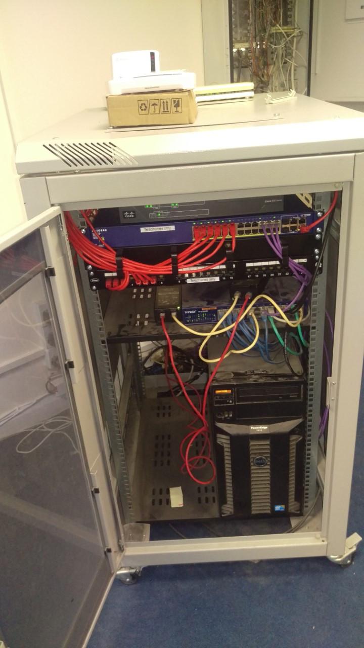 Cat 5 cable service West Sussex