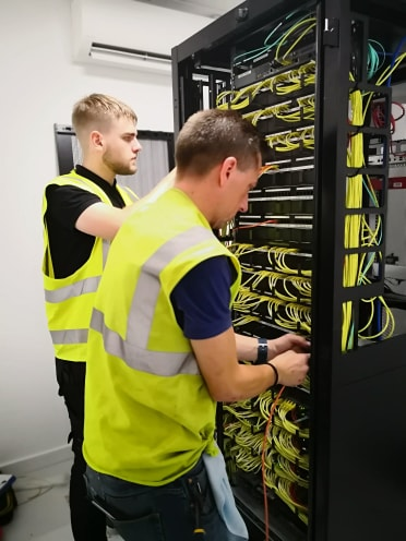 IT infrastructure cabling companies_wort