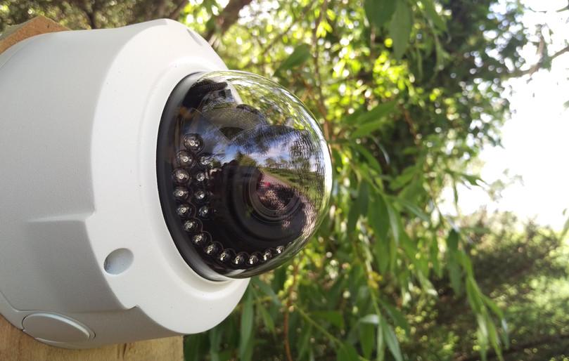 Vandal Proof Camera