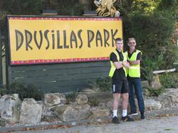 Drusillas Zoo CCTV