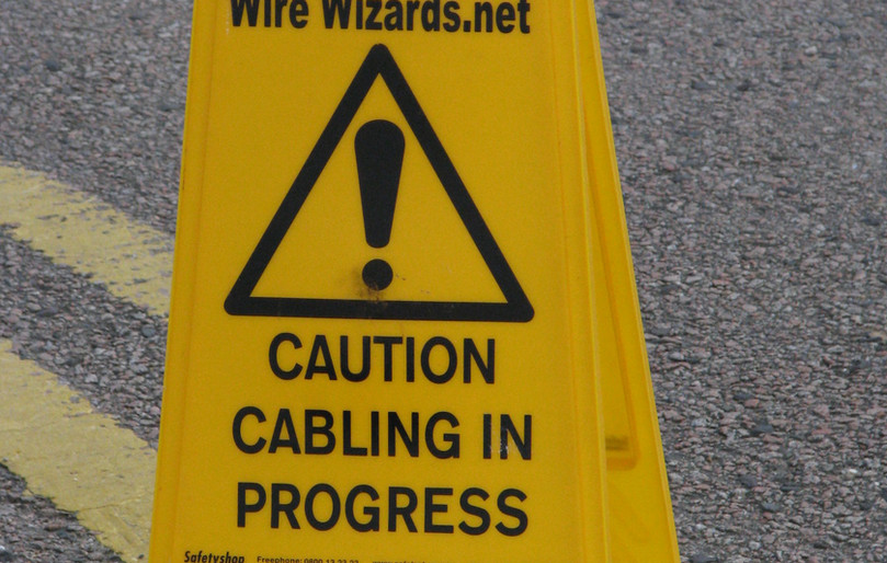 Network Cabling Installation West Sussex