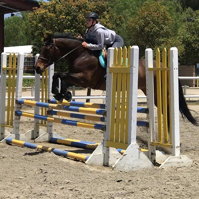 Jumping Lesson