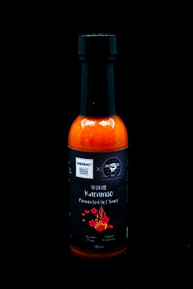 Karamiso Fermented Hot Sauce 150ml