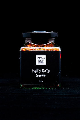 Hell's Gate Spice Rub 50gm