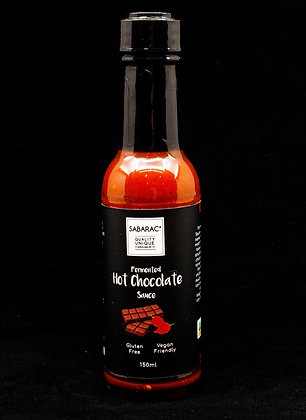 Fermented Hot Chocolate Sauce - 150ml