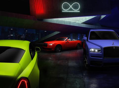 Neon Nights Trilogy