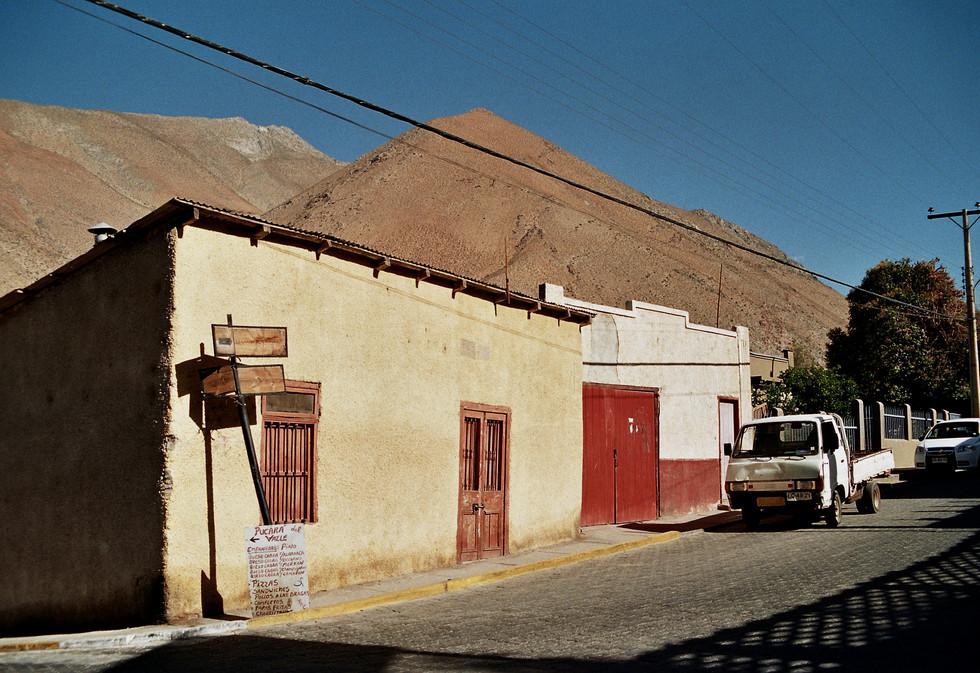 Pisco Elqui, Chile 2016