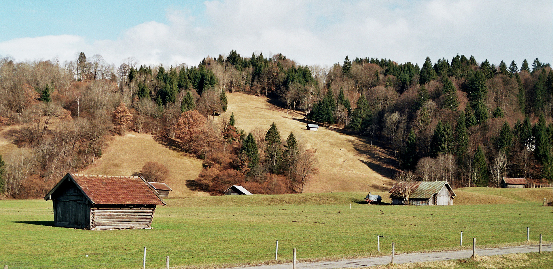 Garmisch-Partenkirchen, Germany, April 2018