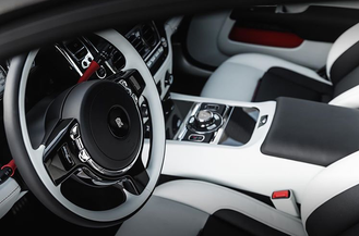 Rolls-Royce Black Badge Wraith 'Inception'