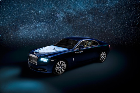 Wraith 'inspired by Earth'