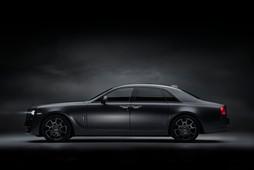 Ghost Black Badge - Geneva Motor Show 2019
