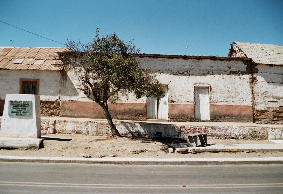 Choros, Chile 2016