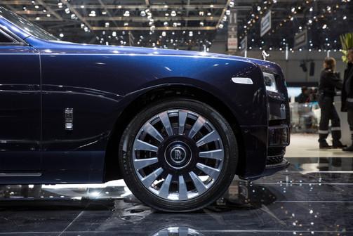 Phantom EWB - Geneva Motor Show 2018