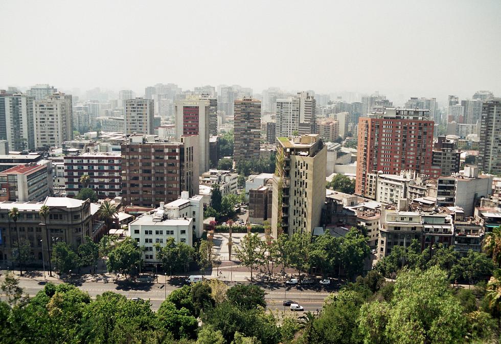 Santiago, Chile 2016