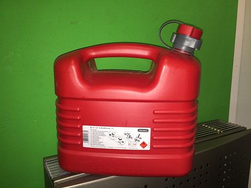 Jerrycan benzine 10ltr
