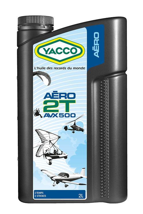 Yacco AVX 500 semi-synthetische 2-takt olie