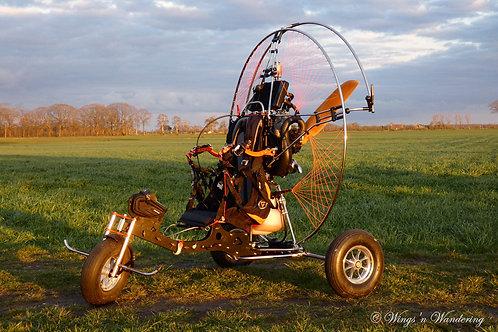 Spirit Thor 250 enkelzitter trike (met optie tot passagier)