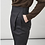 Thumbnail: RUE HIGH WAIST TROUSERS CHARCOAL - MASKA