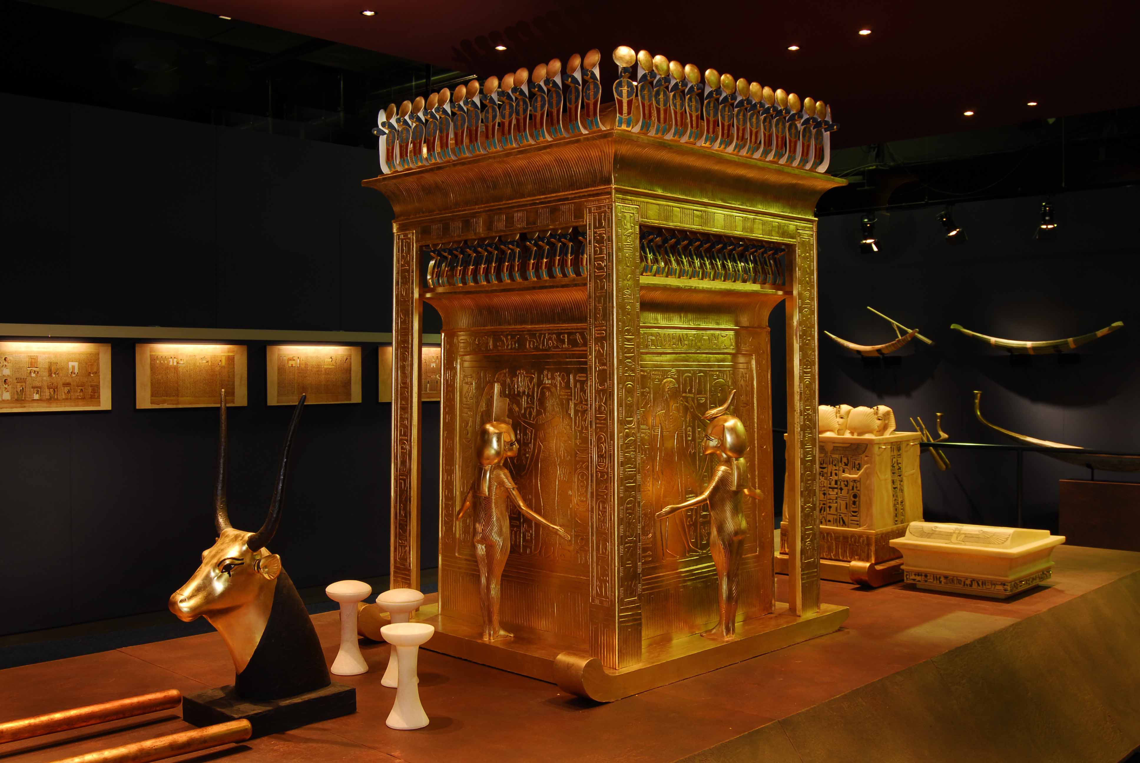 king-tut-canopic-shrine