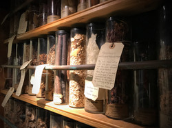 Museum of Witchcraft & Magic - Herbs