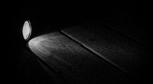 Flashlight Ghost
