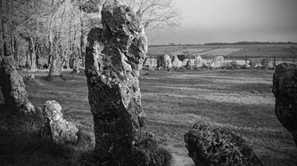 Trip through the Past at Rollright Stones