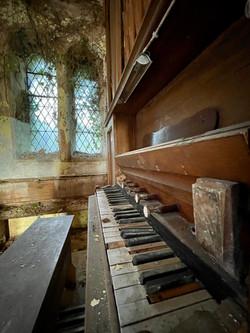 The Chapel Organ