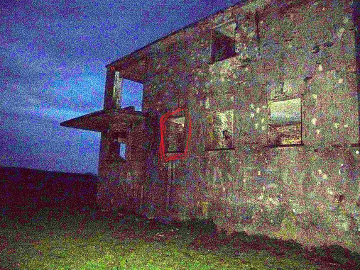 Haunted Airfield Control Tower