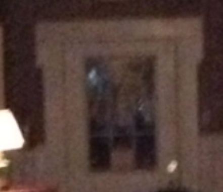 Unexplained Figure Caught On Camera
