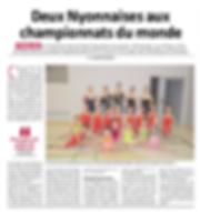 Journal La Côte 03.08.2018