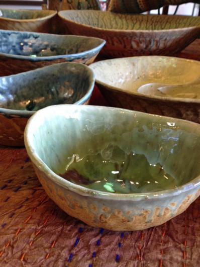 High Fired Stoneware